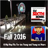 Fall 2016 Hip Hop Mix