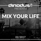 Djnodus Mix your life 02-2017