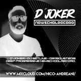 D`Joker - Dj SetLive - 03Agoust2018 - Deep Progressive NewSchoolRecord