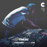 Orkidz @LaConfiserieSonore - Radioshow #31