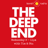 The Deep End Podcast 4th Oct 2017, w/ Stu Kelly