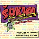 Šokiai kaip mokė mama (StartFM 94.2MHz, 2018-03-16)