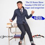 8-30-2016-DJ Rome Show interview with Aaron Fresh