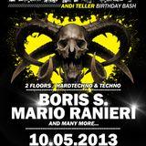 Hard Impact / Andi Teller B-Day @ Günes Theater