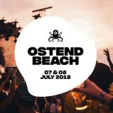 """Desolé at """"Tropic Stage"""" @ Ostend Beach (Belgium) - 7 July 2018"""