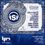 Chus & Ceballos @ The BPM Portugal 2018 x Stereo Productions Party [Portimão & Lagoa] 20.09.18