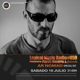Logical Music Radio by Pervis Navarro & Friends #059- AR Nomad