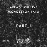 Terrence Sharp - Area51 s01e03 - Monoszkop Tata - part1