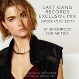DJ Sposhrock - Last Gang Records Exclusive Mixtape
