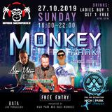 DJ's Adam Matson & Bank Waterfall @Bass Monkeez Event @High Park Koh Samui Thailand REC-2019-10-27