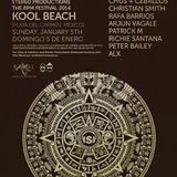 Christian Smith - Live @ Stereo Productions, BPM Festival, Kool Beach, México (05.01.2014)