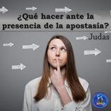La teología de los apóstatas| Judas |06/05/2018
