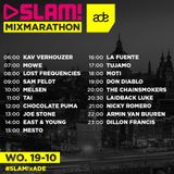 Armin Van Buuren @ Mix Marathon ADE Special Slam!FM – 19.10.2016 [FREE DOWNLOAD]