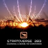 Stratoverse 283 - closing a book to continue