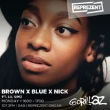 Gorillaz x Reprezent: Live from O2 - Little Simz, Nick Gibbons & Brown x Blue