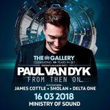 The Gallery - Paul van Dyk, James Cottle, Sholan & Delta One