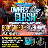SOUND OWNERS CLASH BODYGUARD vs SILVERHAWK