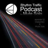 Mute Solo @ Rhythm Traffic Radio Show episode 12 on Seance Radio 12.04.2016