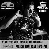 2º Aniversario Bass Music Terminal [19-09-15] @ Oto