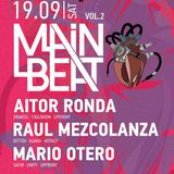 Mario  Otero - Under Club @ Main Beat / Barcelona - 19/09/2015
