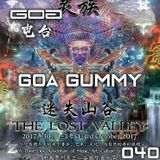 GoaProductions Radio 040: Goa Gummy @ Lost Valley 2017