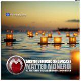 Matteo Monero Mistique Music Showcase 035 DI.FM