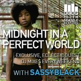 KEXP Presents Midnight In A Perfect World with SassyBlack