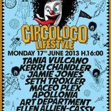 Circoloco @ DC10 - Terrace - 17-06-2013 Part 2 (Jamie Jones,Maceo Plex,Kerri Chandler,Apollonia...)