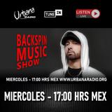 "2020.02.12 ""Backspin Music Show"" Programa 015 - Urbana Radio"