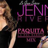 DJ Elias - Jenni Rivera & Paquita del Barrio Mix