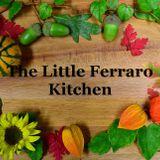 Ep 3 Little Ferraro kitchen - thanksgiving edition