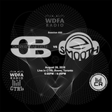 WDFA EP 50 presents 2 Smooth vs  Oliver Baptiste - August 26 2018