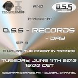 OSS Records Day 03