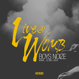 Live at WOMB #009 -  Boys Noize - 12th Dec 2014