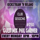 Andry Cristian & Alesana -Club Sessions 050 -Guest Mix PHIL GARNER -Live @KickStream TV Ireland