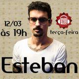 Esteban Ao Vivo 12/03 no Programa Alternativo