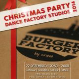 Dance Factory Xmas Party 2014 Live Set