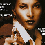 """Steve.G Presents...""""The All Vinyl 45's Funk,Disco 30 Mins of Madness Show""""..On a Friday??"""