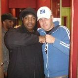 Stevie G interviews Chuck D of Public Enemy on Black on Red July 2014