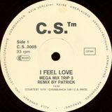 Disco In The Mix - Volume 1 (I Feel Love Bootleg Disco Mix)