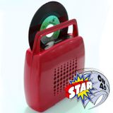 "Star on 45 dj set - 04_11 Mix Funk//Soul//Disco//Rare Grooves// 100% 7"" Vinyl Records"
