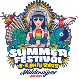 Hardwell - Live @ SummerFestival 2015 (Belgium) Live Set