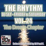 The Rhythm Vol. 24 @ The 90's Radio