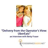 Delivery from the Operator's View: UberEats