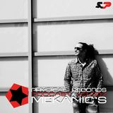 Physical Podcast V3.007 Mekanic's Deejay Set Techno