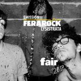 EMISSION FERAROCK - Fair 2018 - LYSISTRATA
