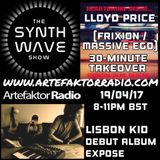 THE SYNTH WAVE SHOW 'The Frixion & Lisbon Kid' (SWS23)