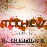 Machiazz & Menashia @ RHR.FM 16.12.14