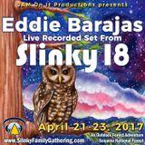 Eddie B. - Slinky 18 Live - April 2017
