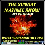 The Sunday Matinee Show With Moe live with Acme Dynamite recorded live 7.16.17